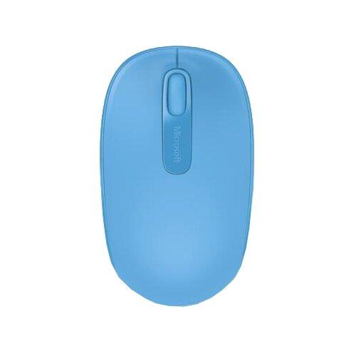Мышь Microsoft Wireless Mobile Mouse 1850 U7Z-00058 Blue USBМыши<br>