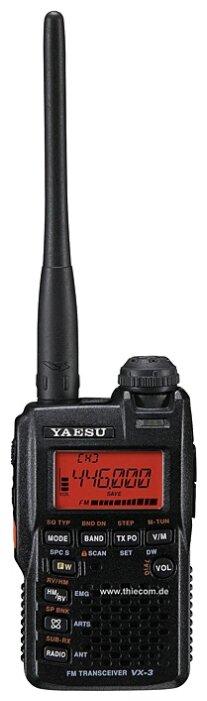 Рация Yaesu VX-3R
