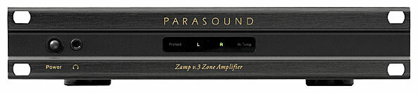 Parasound Zamp V3 black