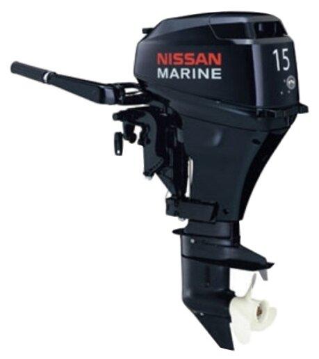 Nissan Marine NS 15 D2 1