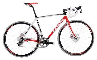 Шоссейный велосипед Look X-85 (2012)