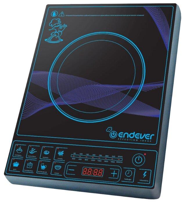 Сравнение с Endever IP-28 индукционная плита