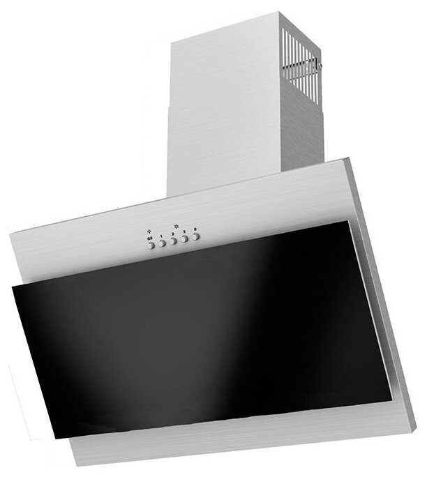 Exiteq EX-5026 Black inox