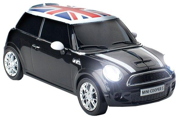 Мышь Click Car Mouse Mini Cooper S Wireless Nano Black USB
