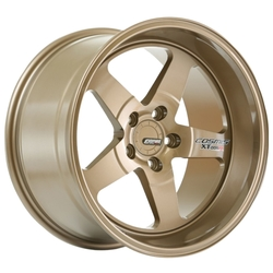 Колесный диск Cosmis Racing Wheels XT-005R 9x18/5x114.3 D73.1 ET25 Bronze