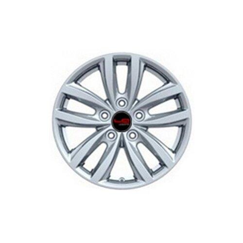 Колесный диск LegeArtis VW143 7x16/5x112 D57.1 ET42 Silver legeartis vw150 l a 7x16 5x112 d57 1 et42 sf