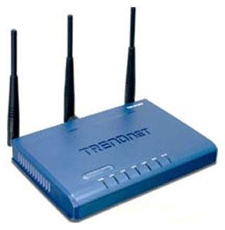 Wi-Fi роутер TRENDnet TEW-631BRP