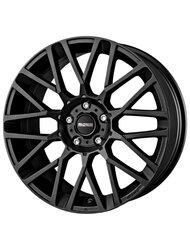 Диски R17 4x108 7J ET25 D65,1 MOMO REVENGE Matt Black-Polished - фото 1