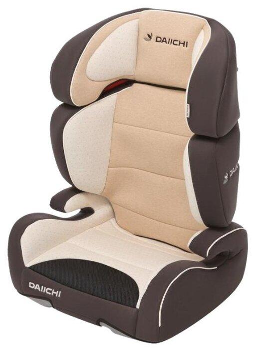 Автокресло группа 2/3 (15-36 кг) Daiichi Sporty Junior Organic