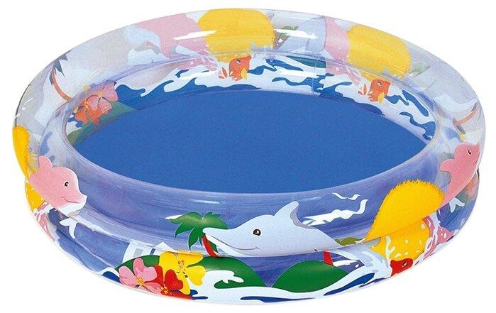 Детский бассейн Bestway Sea Life 51012