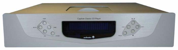Audio Aero Capitole Classic CD Player