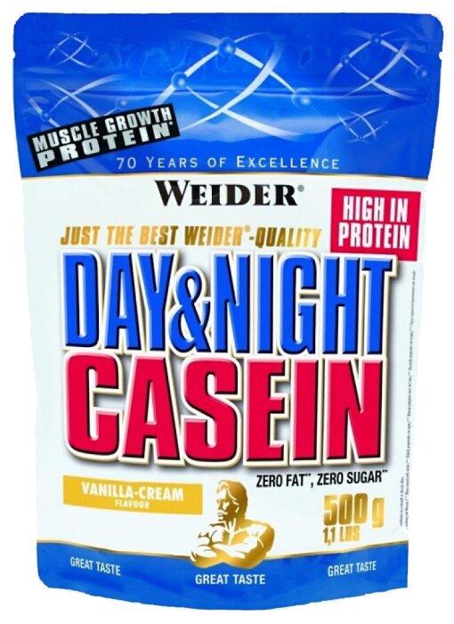 Протеин Weider Day & Night Casein (500 г)