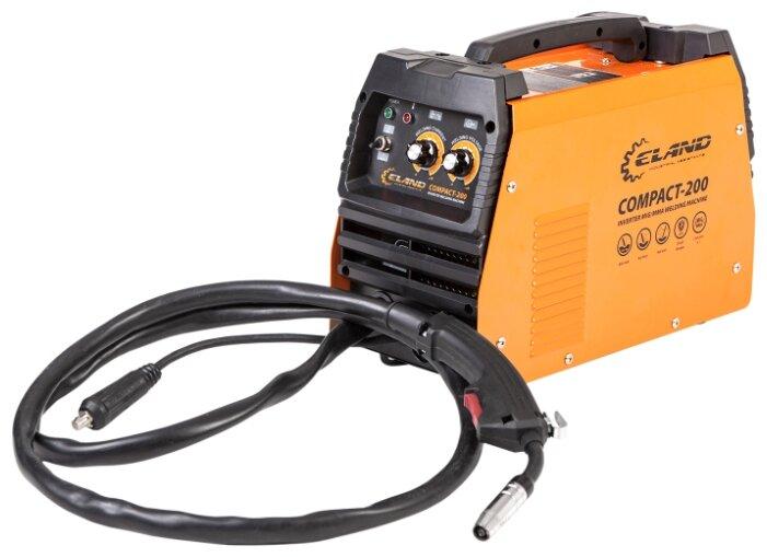 Сварочный аппарат ELAND Compact 200 (MIG/MAG, MMA)