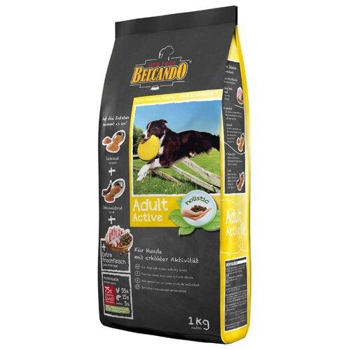 Фото - Корм для собак Belcando Adult Active для активных собак средних и крупных пород (1 кг) когтерез moser для средних и крупных собак