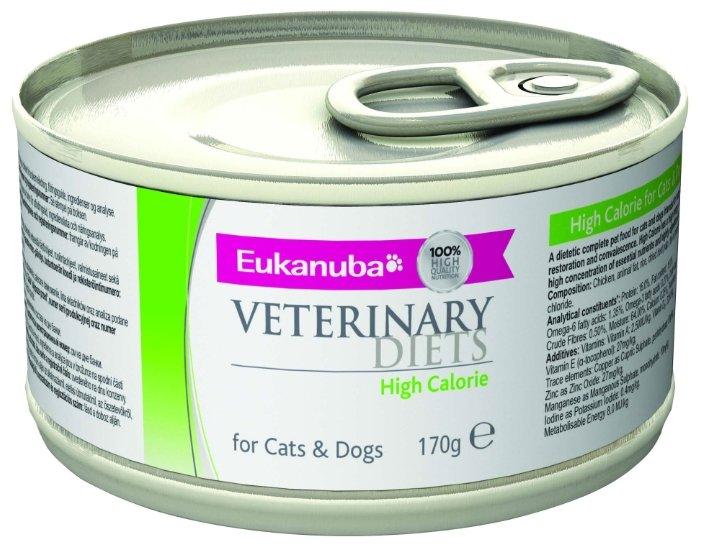 Корм для собак Eukanuba Veterinary Diets в период восстановления, при стрессе 12шт. х 170г