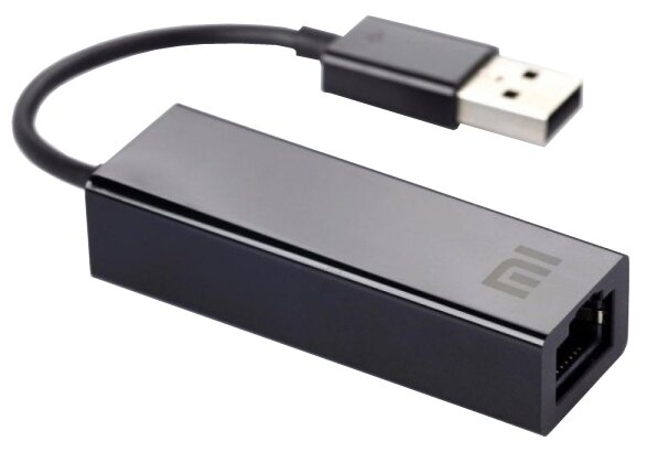 Сетевая карта Xiaomi Ethernet Network Adapter USB RJ45