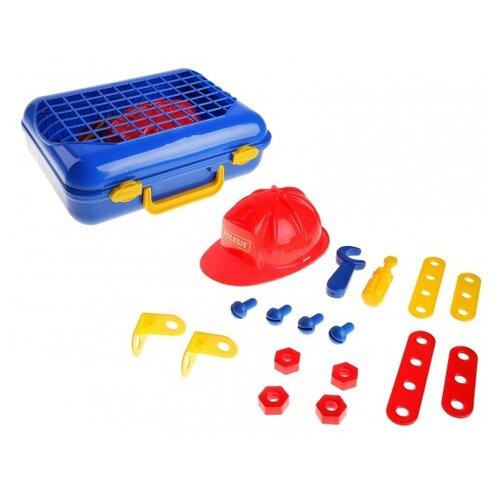 Купить Полесье Механик (в чемодане) (43177), Детские наборы инструментов