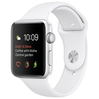 Умные часы Apple Watch Series 2 42mm Aluminum Case with Sport Band