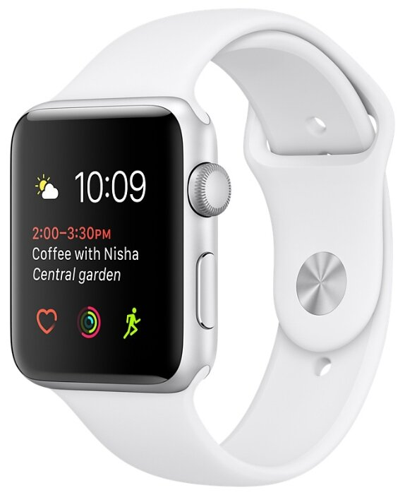 Apple Watch Series 2 42mm Aluminum Case with Sport Band