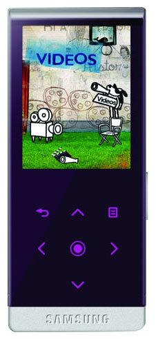 Плеер Samsung YP-T10Q