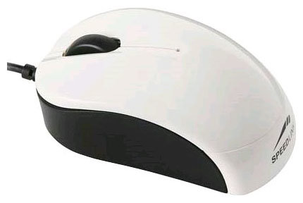 Мышь SPEEDLINK Minnit 3-Button Micro Mouse White SL-6120-SWT USB