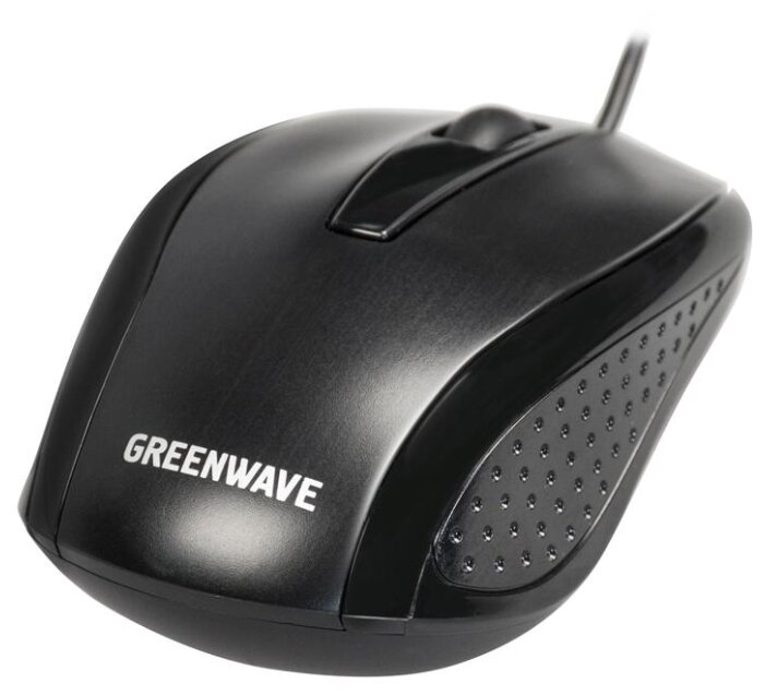 Мышь Greenwave Trivandrum Black USB