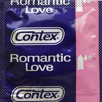 Презервативы Contex Romantic Love 3 шт.