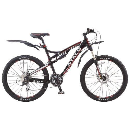 цена на Горный (MTB) велосипед STELS Tornado MD 26 (2015) черный/красный/белый 17