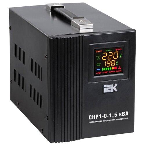 Стабилизатор напряжения однофазный IEK Home СНР1-0-1.5 кВА
