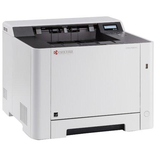 Фото - Принтер KYOCERA ECOSYS P5026cdn, белый принтер kyocera p5026cdw