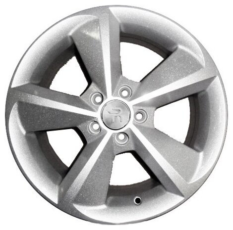 Replica VW140 6.5x16/5x112 D57.1 ET42 Silver
