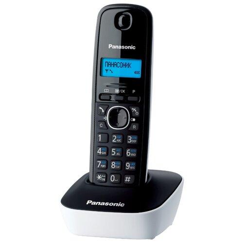 Радиотелефон Panasonic KX-TG1611 белый