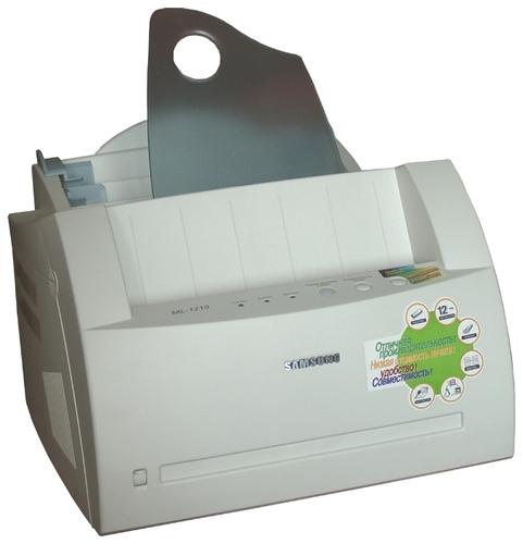 Купить лазерный принтер samsung ml-1210 в каталоге интернет.