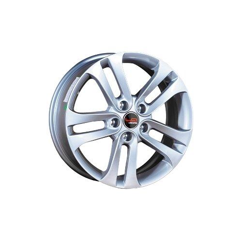 Фото - Колесный диск LegeArtis NS63 6.5x16/5x114.3 D66.1 ET40 Silver колесный диск legeartis ns91 6 5x16 5x114 3 d66 1 et40 silver