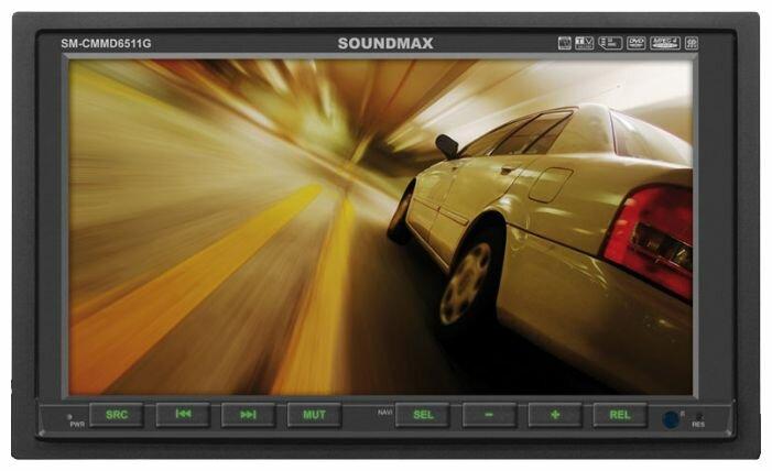 SoundMAX SM-CMMD6511G