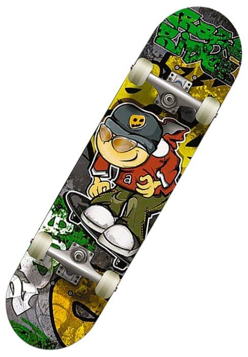 Скейтборд СК (Спортивная коллекция) Rider