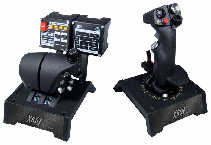 Saitek Pro Flight X-65F Combat Control System