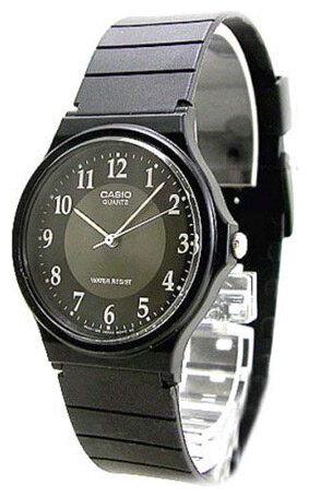 Купить Наручные <b>часы CASIO MQ</b>-<b>24</b>-1B3 по выгодной цене на ...