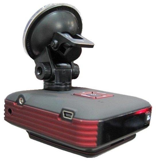 Видеорегистратор с радар-детектором Conqueror Car Black BOX