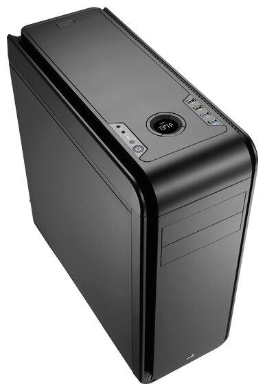 AeroCool Компьютерный корпус AeroCool Dead Silence 200 Lite Black Edition