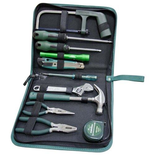 Набор инструментов SATA (11 предм.) 06003 зеленый набор инструментов sata 53пр для электротехнических работ 09535
