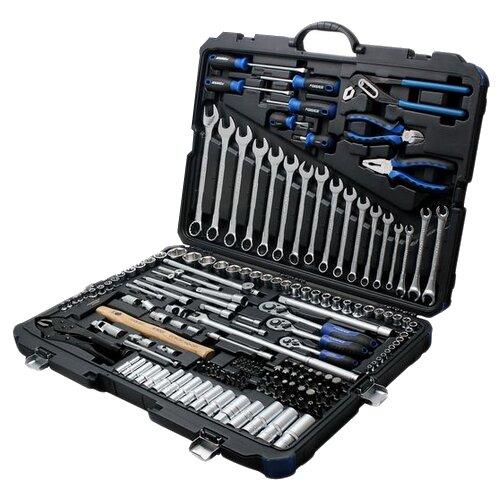 Набор инструментов Forsage (180 предм.) 41802-5 черный набор инструментов forsage 41071