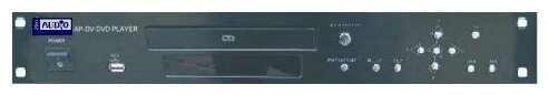 Pro Audio DVD-плеер Pro Audio SCDT-16
