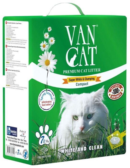 Van Cat Ultra Clumping (7 л/6 кг)