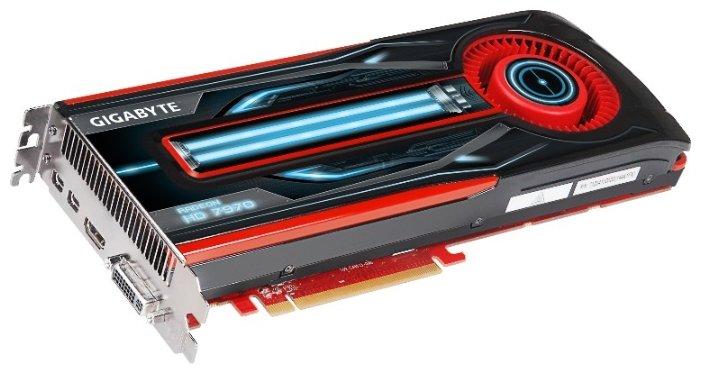 GIGABYTE Radeon HD 7970 925Mhz PCI-E 3.0 3072Mb 5500Mhz 384 bit DVI HDMI HDCP