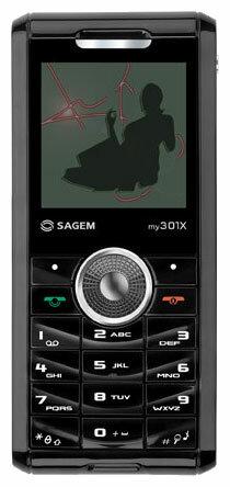 Телефон Sagem my301X