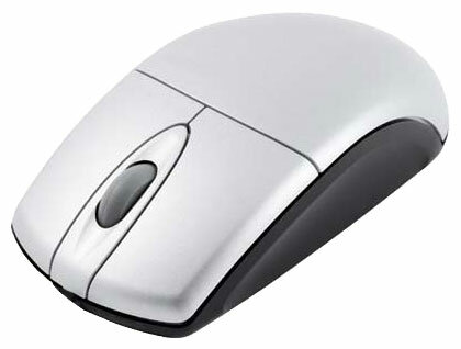 Мышь Mitsumi FQ 670 Silver PS/2