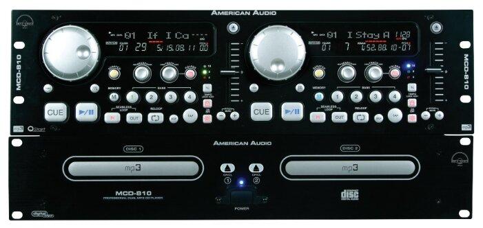 American Audio MCD-810