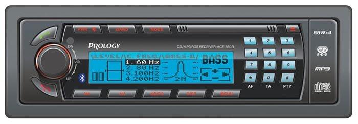 Автомагнитола Prology MCE-550R