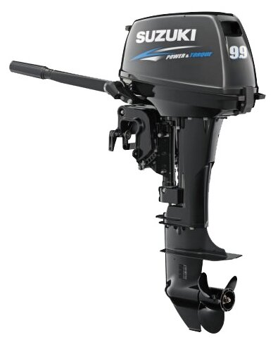 Лодочный мотор SUZUKI DT9.9AS